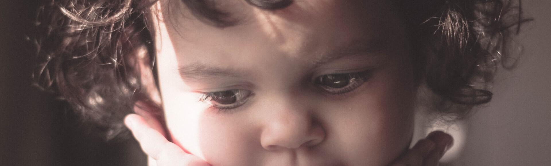 La timidez en la infancia