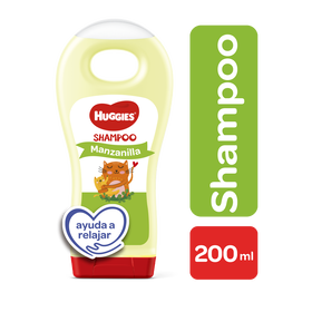 Shampoo Manzanilla 200ml