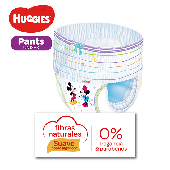Combo Pants Natural Care G, 280uds