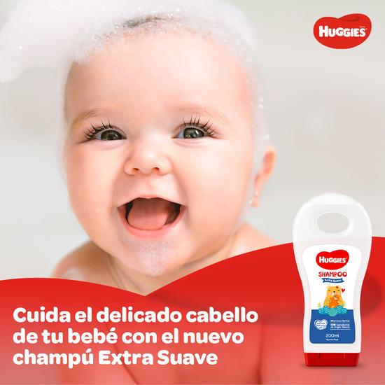 Shampoo Extra Suave Huggies