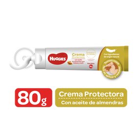 Crema Protectora Huggies, 80gr