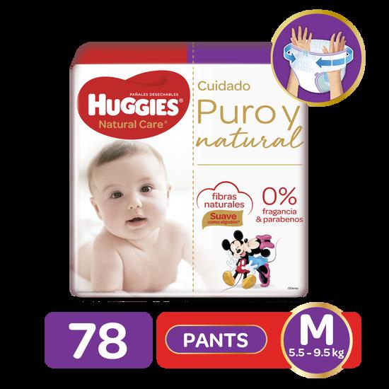 Pants Huggies Natural Care M, 78uds