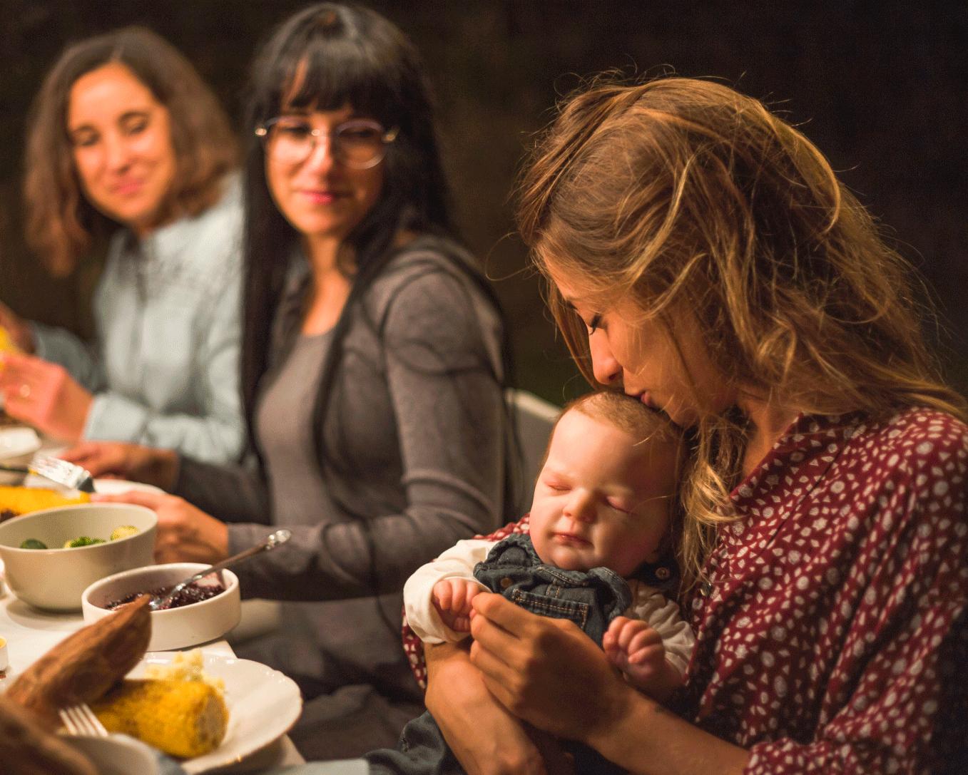 Restaurantes y bebés si son compatibles
